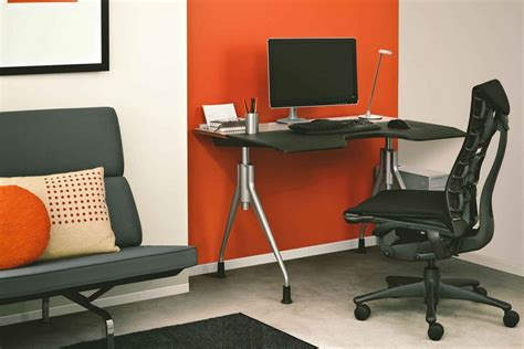 Comfortable Desk by Envelop Desk Most Comfortable Moving Workstation