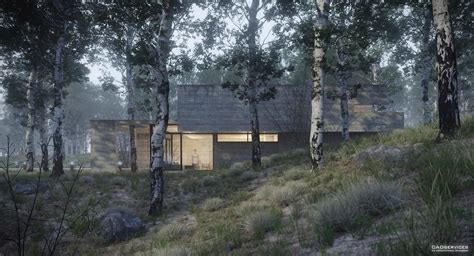 forest render 30 house in the forest view 1 juan k torres ronen