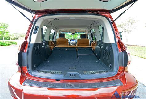 nissan armada rear 2017 nissan armada platinum awd review test drive