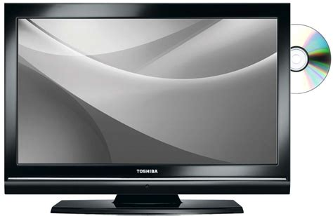 Tv Toshiba 22 Inch toshiba 22dv501b 22 inch widescreen hd ready lcd tv with