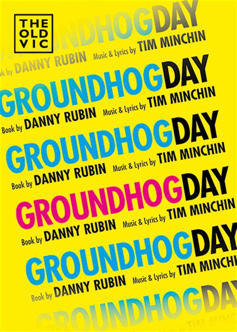 groundhog day musical tickets theatre archives views could be mine