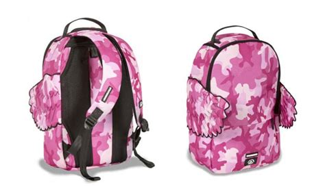 Spaker Hello Wings chris brown earns his wings with new backpack line