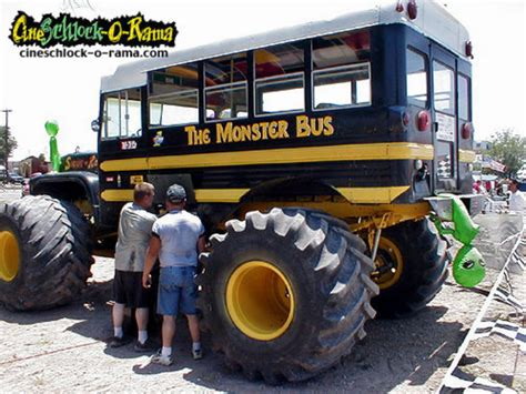 monster truck bus videos the monster bus monster trucks wiki fandom powered by