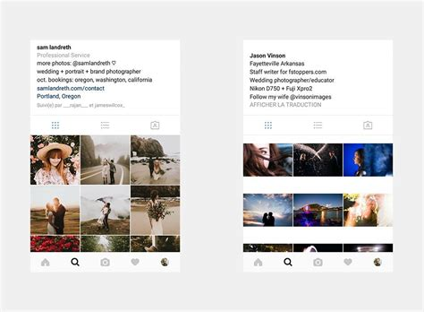bio for photographer instagram tips for photographers on instagram how small pictures
