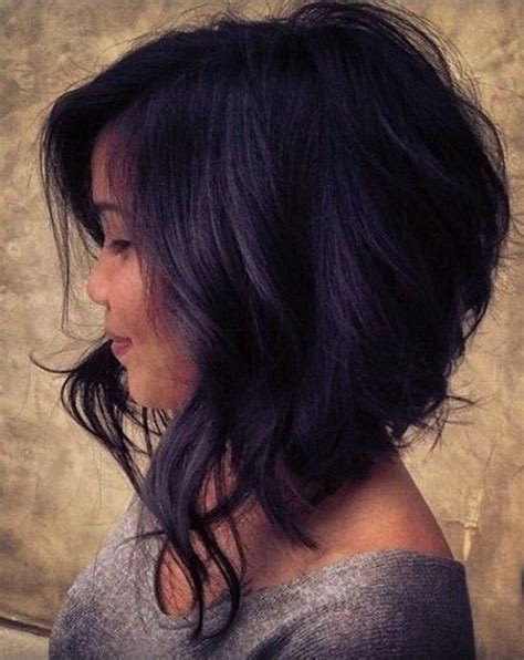 bob hairstyles for night out 21 super cute asymmetrical bob hairstyles wavy