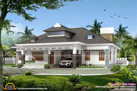 Kerala Home Design March 2015 | kerala home design march 2015 veedu designs kerala home