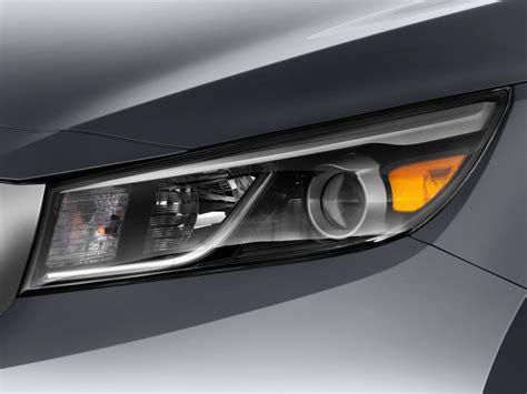 Kia Headlight Image 2016 Kia Sedona 4 Door Wagon Ex Headlight Size
