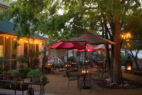 The Patio Brunch by Difference Of A Bed And Breakfast And Hotel In Norman Ok