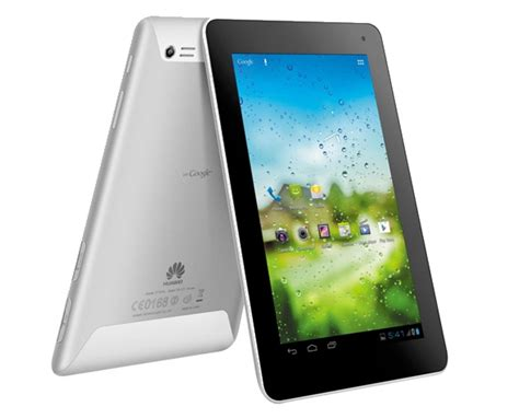 Tablet Huawei Mediapad 7 huawei mediapad 7 lite tablet now available in india for