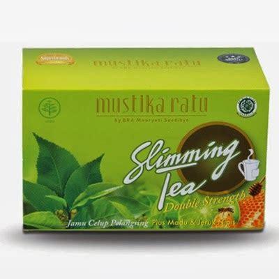 Pelangsing Mustika Ratu pelangsing tubuh pelangsing mustika ratu slimming tea