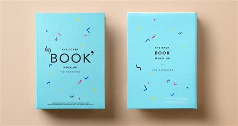 book cover template psd psd hardback book cover mockup psd mock up templates