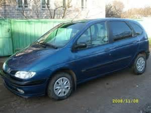 Renault Scenic 2000 1999 Renault Scenic Pictures