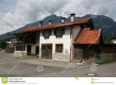haus hammersbach garmisch bayern typisches haus in garmisch partenkirchen