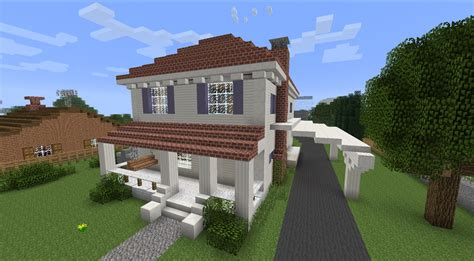 create a house cartoon build recreations maps mapping and modding