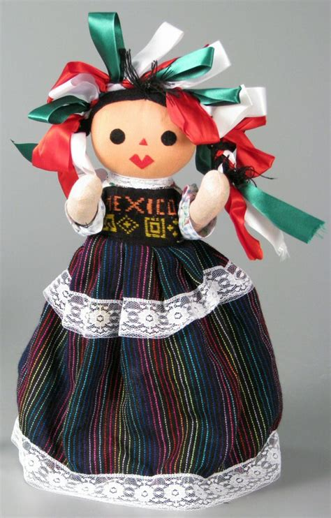 how to make a mexican rag doll 100 best images about folk dolls mexico on