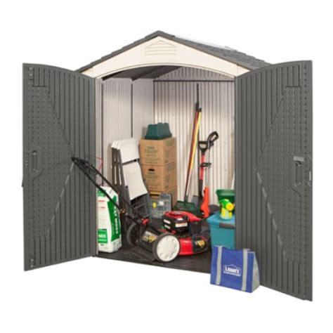 Lifetime 7x7 Storage Shed lifetime storage sheds 60048 7x7 plastic building