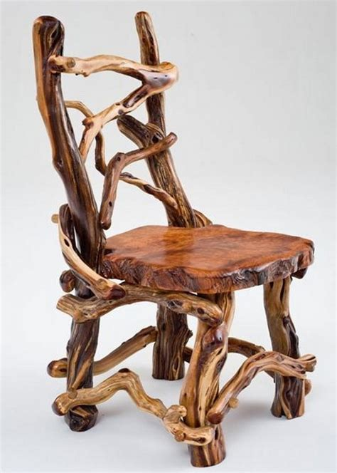 cool chairs unique rustic furniture the owner builder network