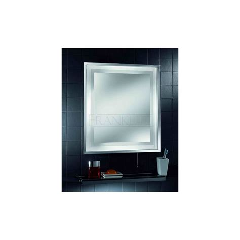 Franklite Bathroom Lights Franklite Lighting Frn30el Large Low Energy Bathroom Mirror Ip44 Lighting From The Home