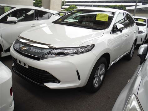 100 Lexus Harrier 2016 Toyota Harrier New U2013