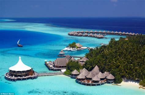 conde nast traveller reveals    stunning islands