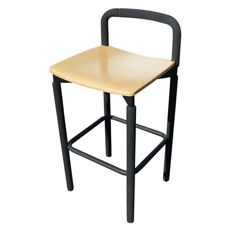 Maple Counter Stool by Metro Steelcase Maple Bar Counter Stool Brian Ebay