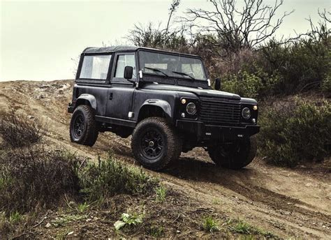 90s land rover for sale icon land rover defender 90 with 6 2 chev v8