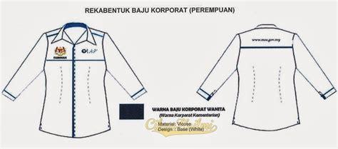 Kulot Panjang Polos Kpm baju korporat rasmi kementerian pendidikan malaysia
