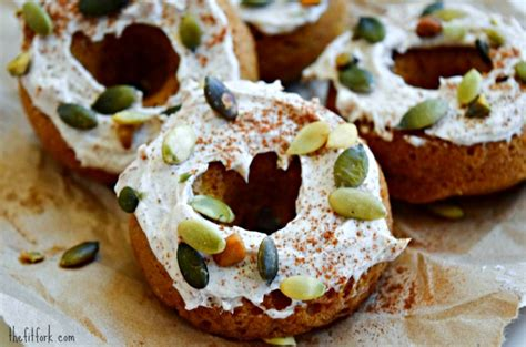 protein donuts sugar free pumpkin protein donuts with cinnamon frosting