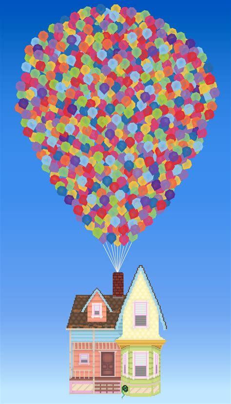 disney printable up house with balloons up movie house google search wedding invite