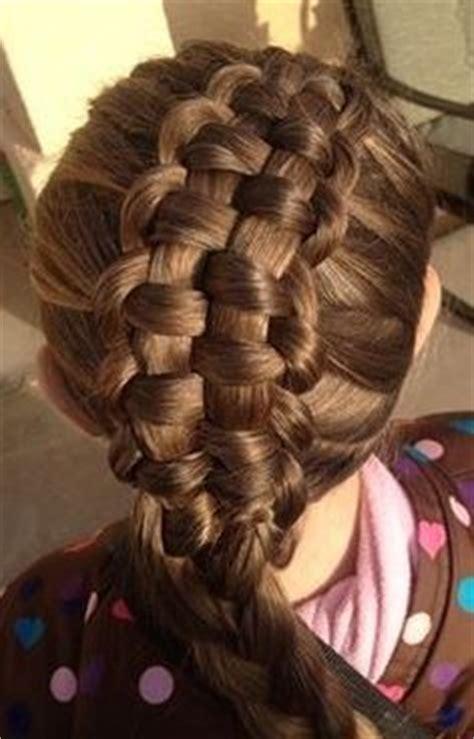 zipper braid hair style pinterest
