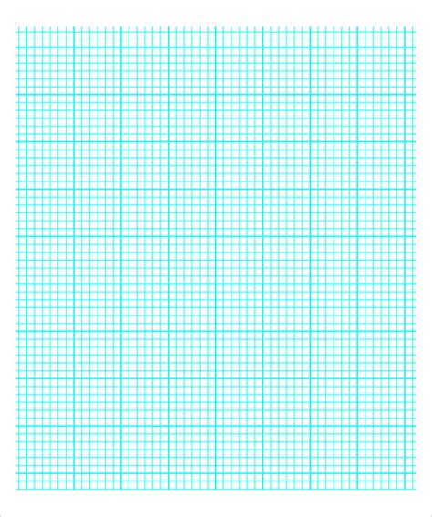 How To Make Graphs For Scientific Papers - free graph paper template 8 free pdf documents