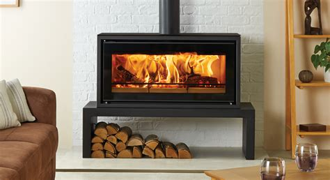 Wetback Fireplace by Studio 2 Freestanding Wood Burning Stove Stovax Stoves