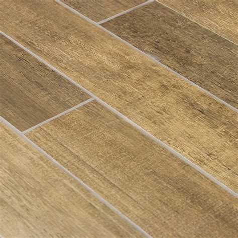 Porcelain Plank Tile Flooring Barrique Vert Wood Plank Porcelain Tile Contemporary Wall And Floor Tile Other Metro By