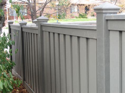 trex composite fencing utah s fence installation