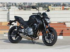 2017 Kawasaki Z650 Review   Stripped Ninja Kawasaki Z650