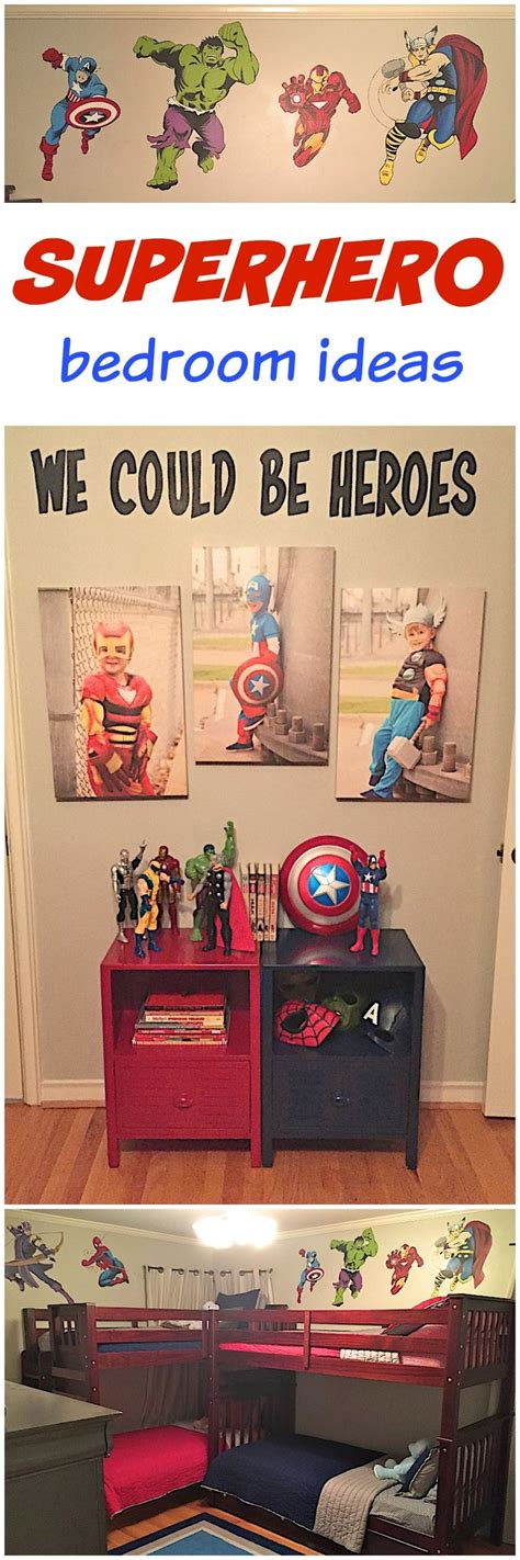 superheroes bedroom ideas 25 best ideas about boys bedroom on