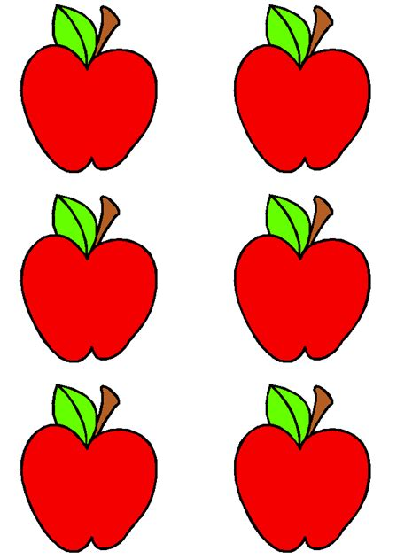 printable apple name tags pin school reunion our birthday charactercake mums flickr