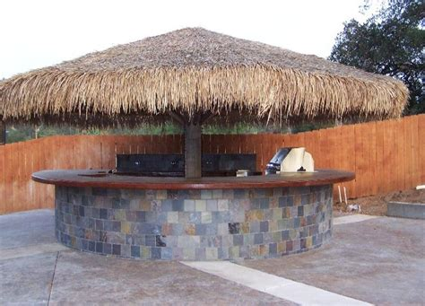 outdoor bar concrete counter top home