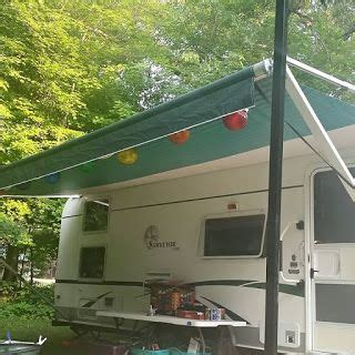 hard awnings for trailers 198 best images about cer make over on pinterest