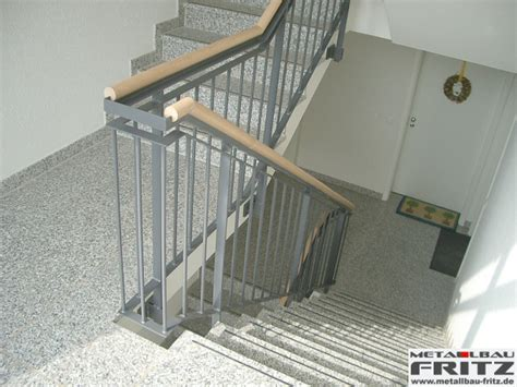 holz treppengeländer innen treppengel 228 nder innen holz metall bvrao