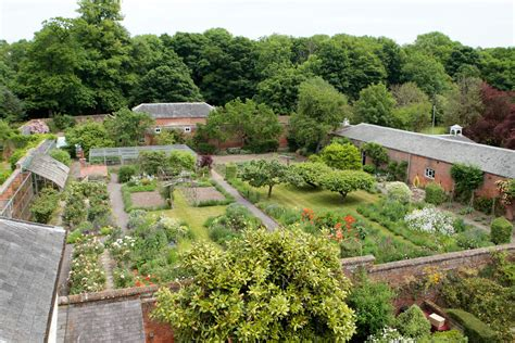 image gallery kitchengarden walled garden sennicotts house gardens