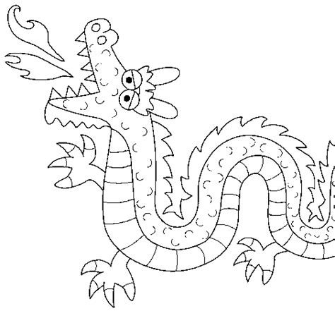 fire breathing dragons coloring pages