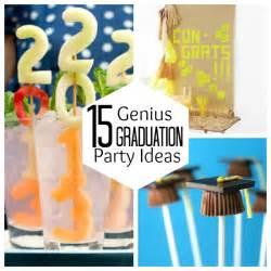 Graduation party ideas for guys 15 genius graduation party
