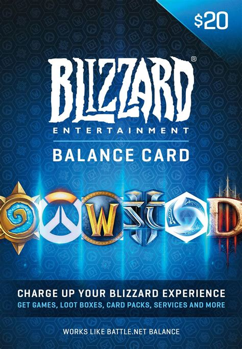 Where To Buy Blizzard Gift Cards - amazon com 20 battle net store gift card balance blizzard entertainment digital