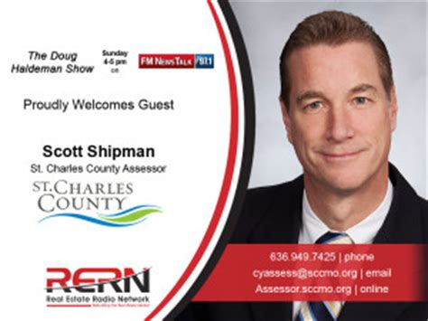 St Charles County Property Records St Charles County Assessor Shipman Talks Personal Property Property Taxes