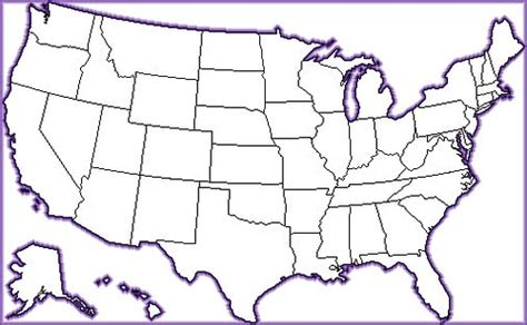 usa map outline clip united states outline new calendar template site