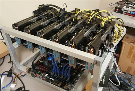 Bitcoin Mining Gpu how to build a 6 gpu zcash headless mining rig on ubuntu