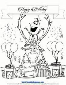 frozen coloring pages olaf and sven frozen characters olaf and sven coloring page disney