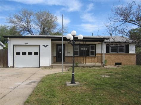 2016 e mona ln wichita ks 67216 bank foreclosure info