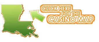 louisiana casinos map louisiana casino member map la casino association